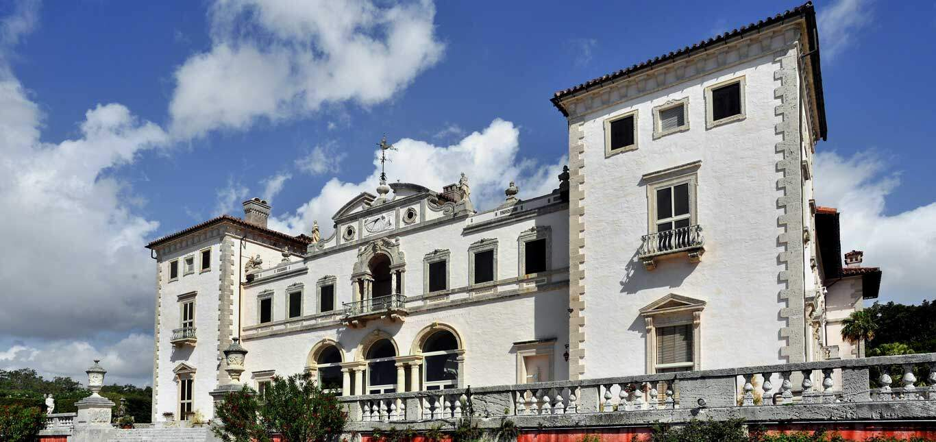 vizcaya historically significant building cast stone restoration