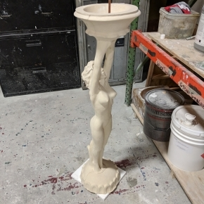 New Statue made from mold