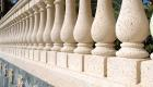 cast stone spindles