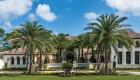 award winning cast stone house florida