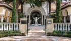 astm c1364 cast stone entry and horse statue