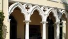 florida cast stone column capitals arches