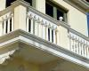 fancy ballustrade balcony cast stone